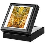 Tribal Gold Keepsake Box