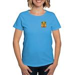 Tribal Gold Women's Dark T-Shirt