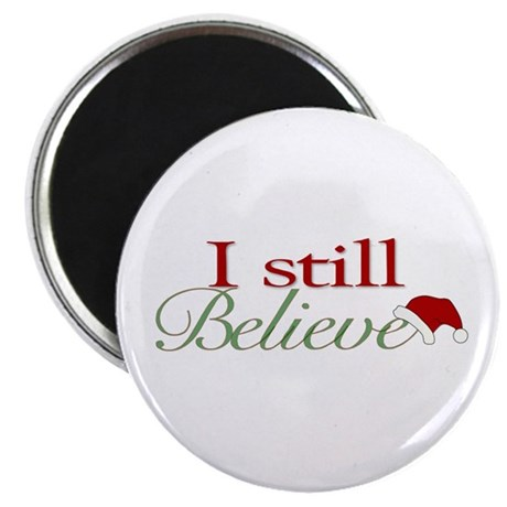 I Still Believe (Santa Claus) Magnet