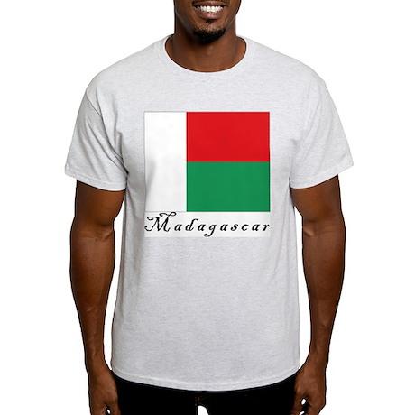 Madagascar Ash Grey T-Shirt