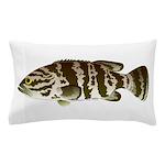 Goliath Grouper Pillow Case