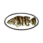 Goliath Grouper Patches