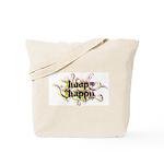 HOOP=HAPPY Tote Bag