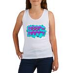HOOP=HAPPY Women's Tank Top