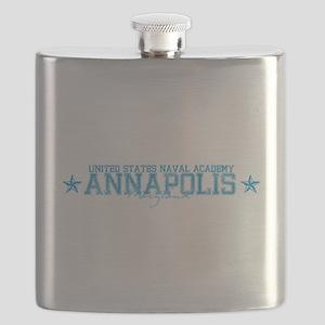 USNAannapolis Flask