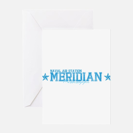 NASmeridian.png Greeting Card