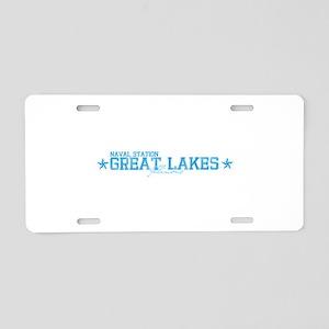 NSgreatlakes Aluminum License Plate
