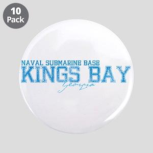 "NSBkingsbay 3.5"" Button (10 pack)"
