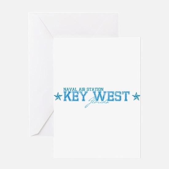 NASkeywest.png Greeting Card