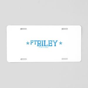 base_ftriley Aluminum License Plate