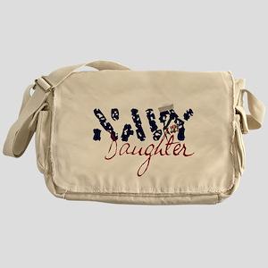 navydaughter Messenger Bag