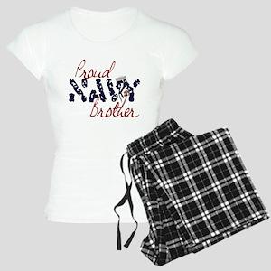 proudnavybrother Women's Light Pajamas