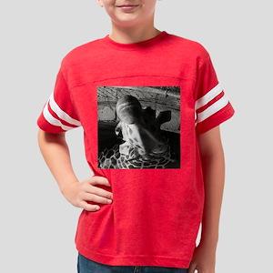 Jirafe tile Youth Football Shirt