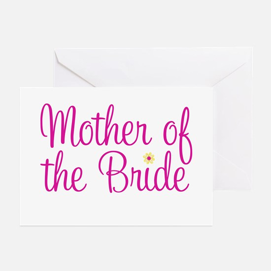 Mother of the Bride Greeting Cards