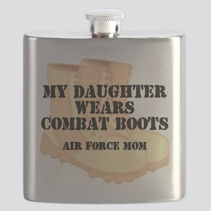AF Mom Daughter DCB Flask