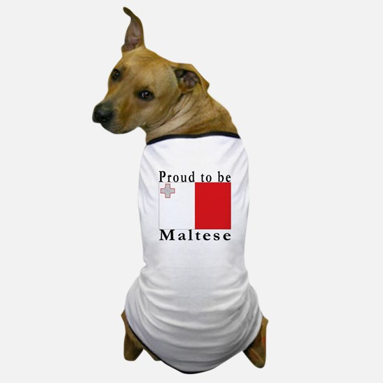 Malta Dog T-Shirt