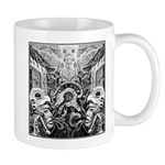 Tribal Art BW Mug