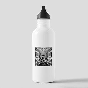 Tribal Art BW Stainless Water Bottle 1.0L