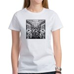 Tribal Art BW Women's T-Shirt