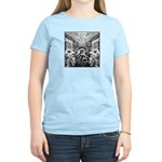 Tribal Art BW Women's Light T-Shirt