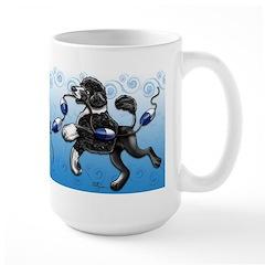 I Love Portuguese Water Dogs Mug
