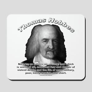 Thomas Hobbes 03 Mousepad