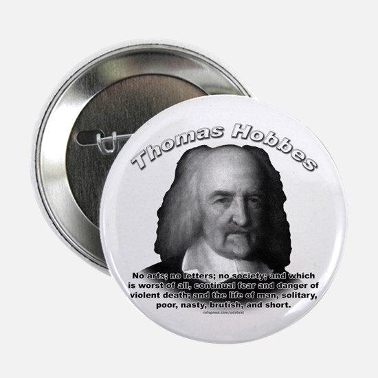 Thomas Hobbes 03 Button