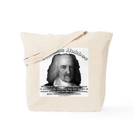 Thomas Hobbes 03 Tote Bag