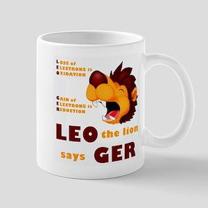 LEO Says GER Mug