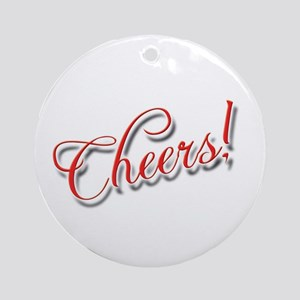 Cheers! Ornament (Round)