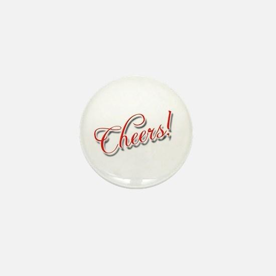 Cheers! Mini Button