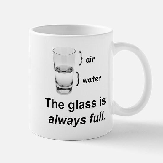 Always Full Mug