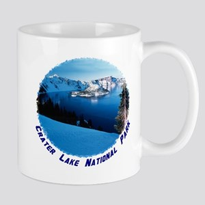Crater Lake National Park Mug