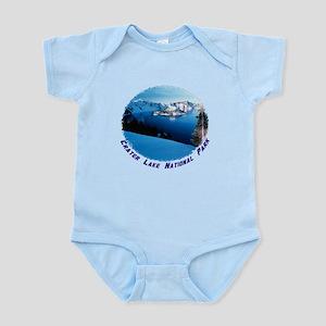 Crater Lake National Park Infant Bodysuit