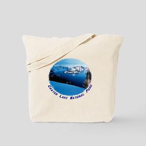 Crater Lake National Park Tote Bag