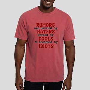 Rumors Mens Comfort Colors Shirt