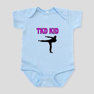TKD KID Body Suit