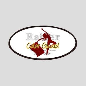 TJ Raider Color Guard Patches