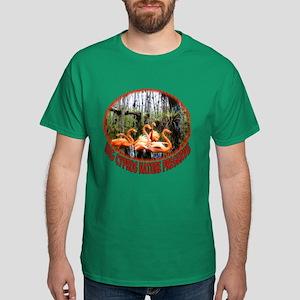 Big Cyprus National Preserve Dark T-Shirt