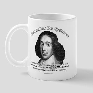 Benedict De Spinoza 01 Mug