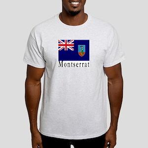 Montserrat Ash Grey T-Shirt