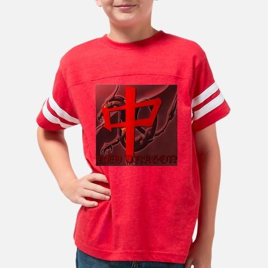 reddragon 10x10-001-021007 Youth Football Shirt