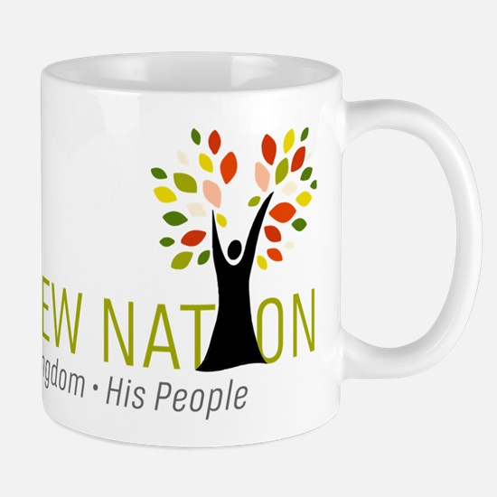 Hebrew Nation Logo Mug