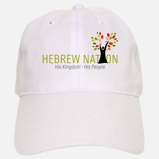 Hebrew Nation Logo Cap