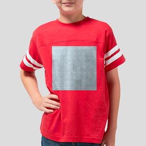 Amara Cornflower Shower curta Youth Football Shirt
