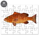 Red Grouper f Puzzle