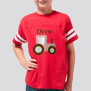 pbtdrew Youth Football Shirt