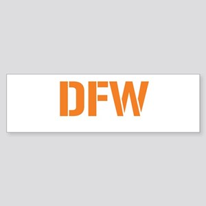 AIRCODE DFW Bumper Sticker