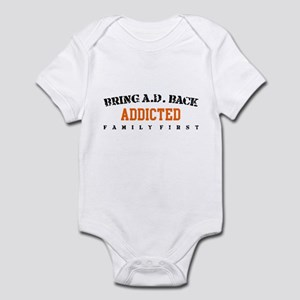 Addicted - Save The Bluths Infant Bodysuit