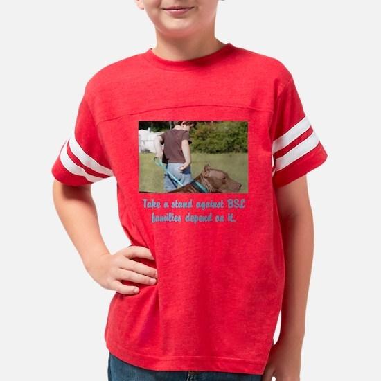 bsl Youth Football Shirt